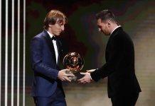 Luka Modric ejemplar