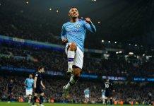 Manchester City le ganó a Everton