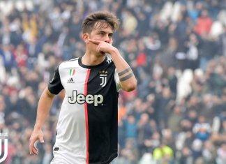 Paulo Dybala marcó para Juventus