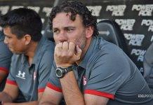 Gabriel Milito renunció en Estudiantes