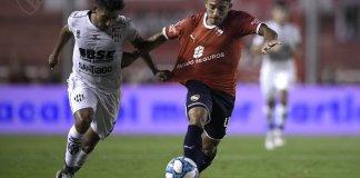 Independiente le gana a Central Córdoba