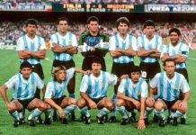 Argentina Mundial 90