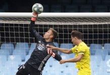 Celta perdió con Villarreal