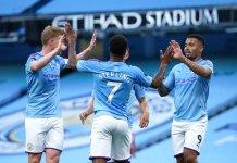 Manchester City goleó a Liverpool
