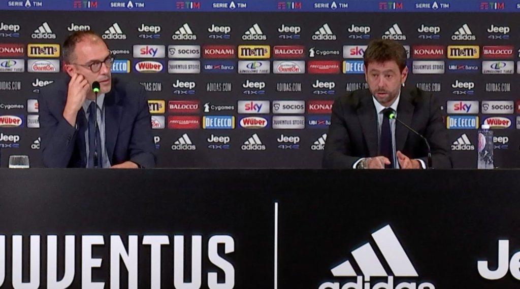 Conflicto entre Napoli y Juventus