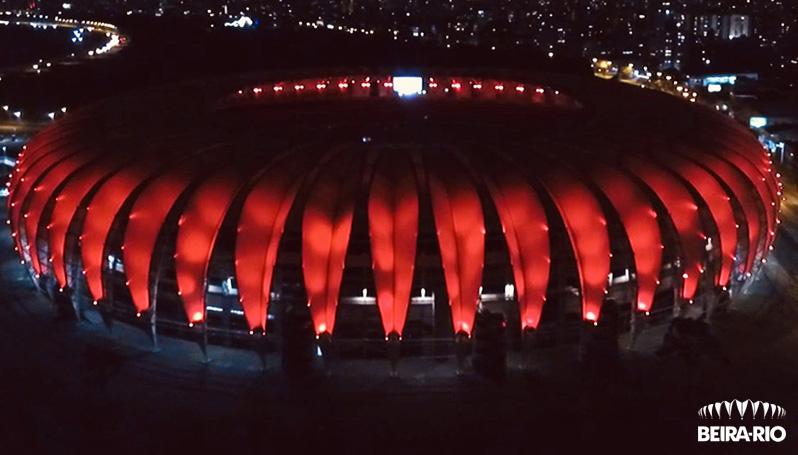 Estadio de Inter de Porto Alegre