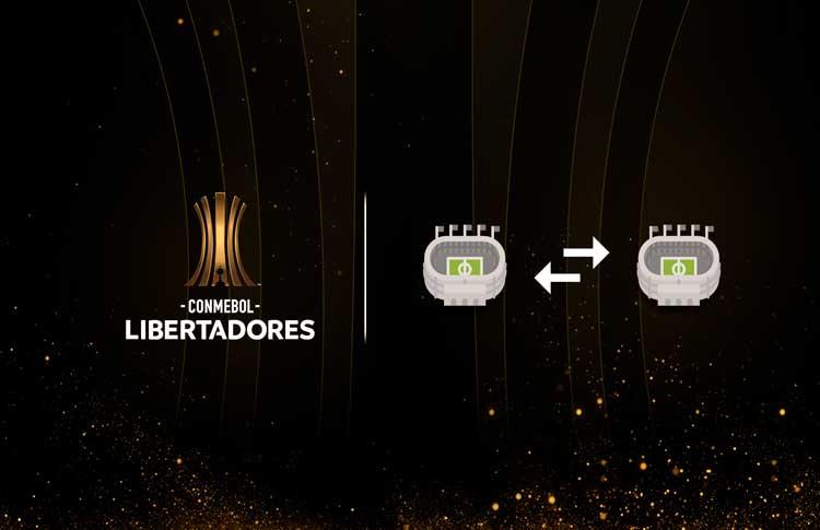 Cambio de estadio Libertadores