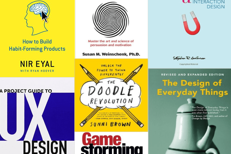 UX Design Books recommended reads