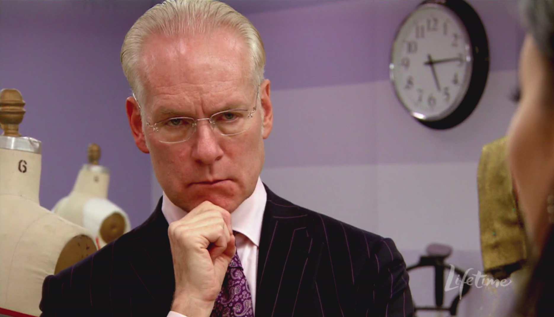 tim gunn design critique prompts