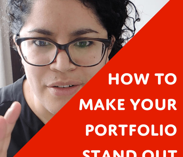 How to make your UX portfolio stand out