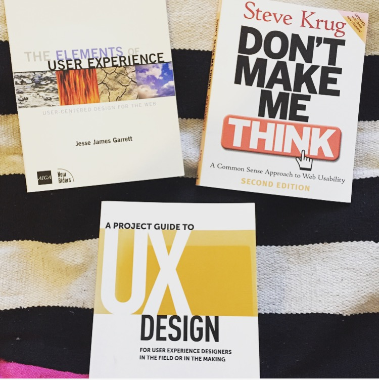 March Giveaway UX books