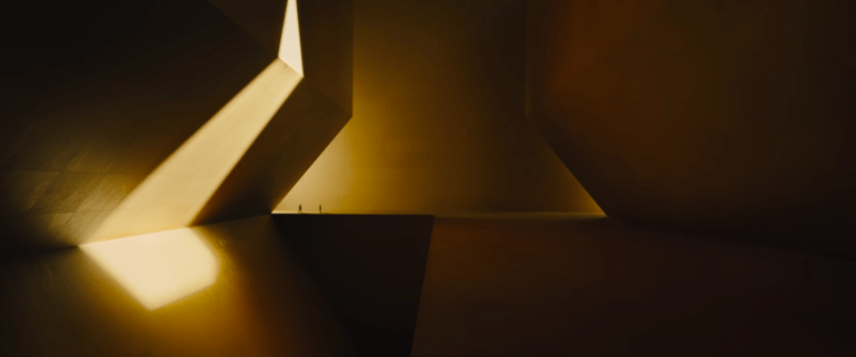 Shot from Blade Runner 2049