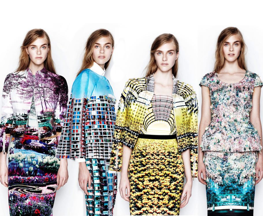 Mary Katrantzou Resort 2014 blog post
