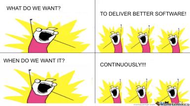 Image result for deploy production meme