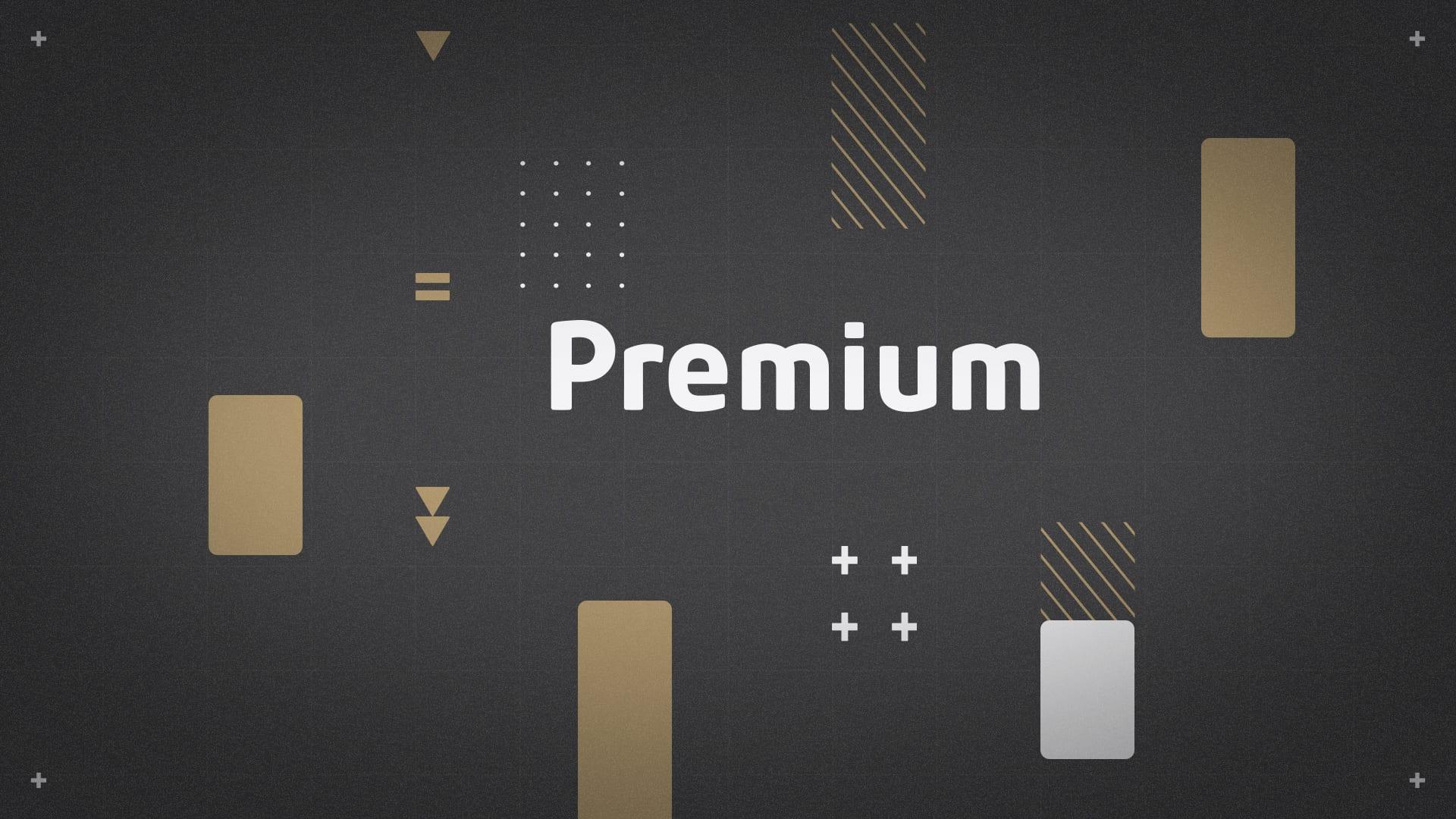 B18 – well, Premium