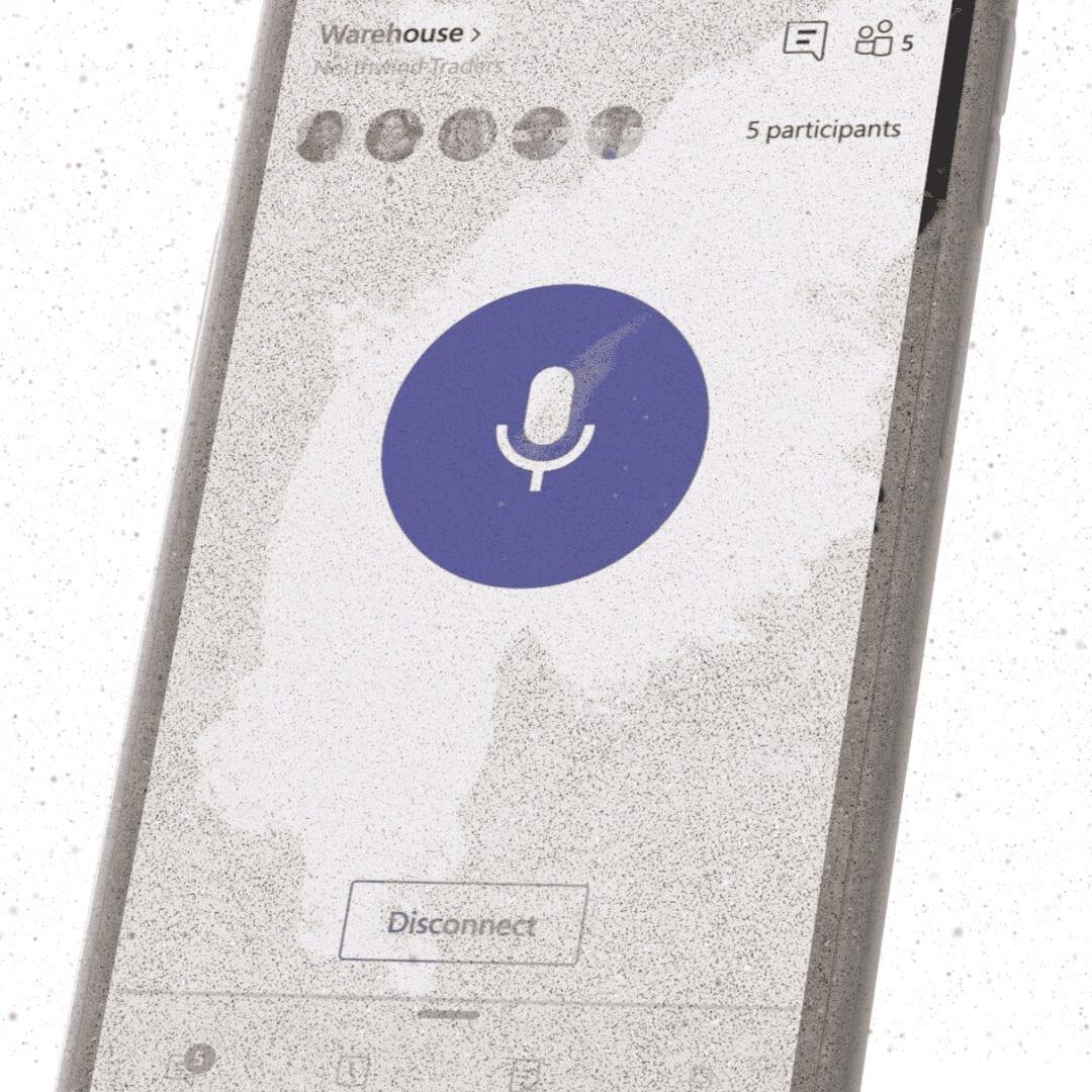 Samsung Galaxy XCover Pro | Microsoft Teams