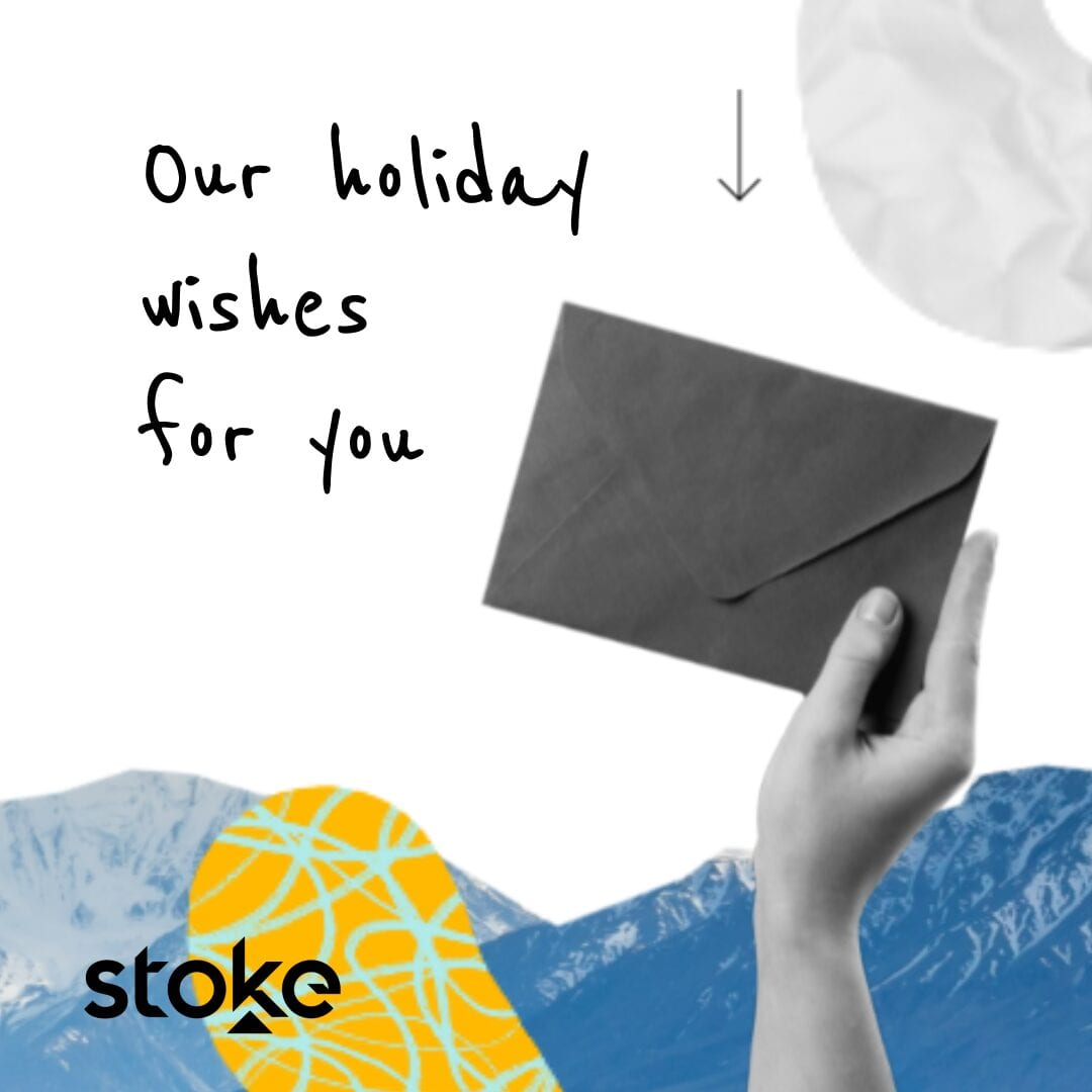 2020 Stoke Holiday Card