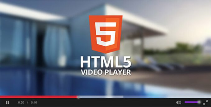 HTML5 Video Controls with jQuery and CSS - Ramraj