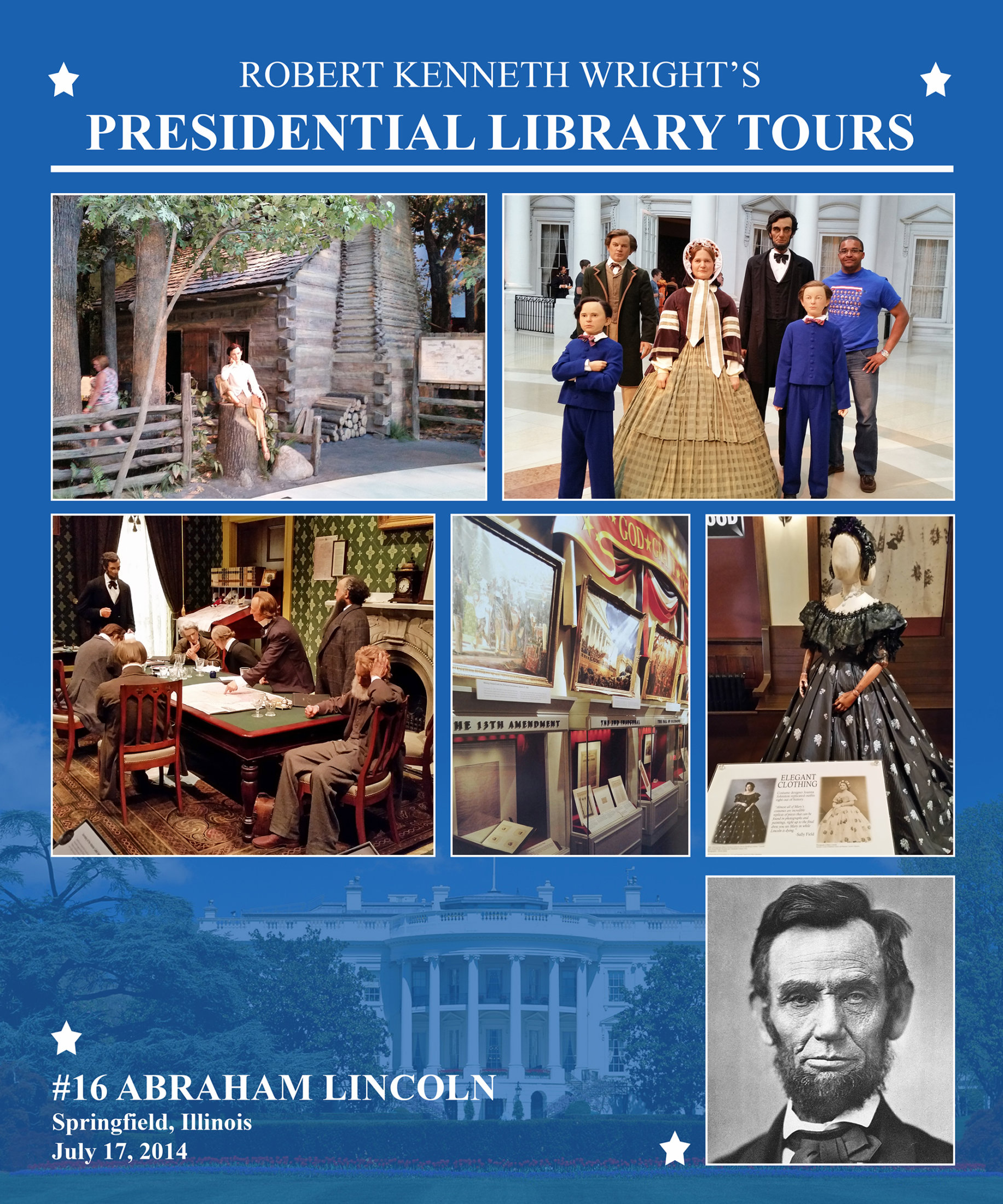 my pres library s iamrobertwright 07 presidential tour lincoln