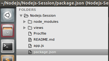 Session Handling Using Nodejs And Express 4 With Jade