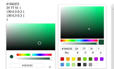 vueJs-color-picker
