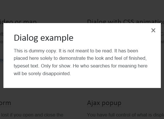 Bootstrap lightbox example with image gallery.
