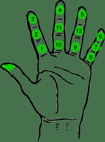 handcounting