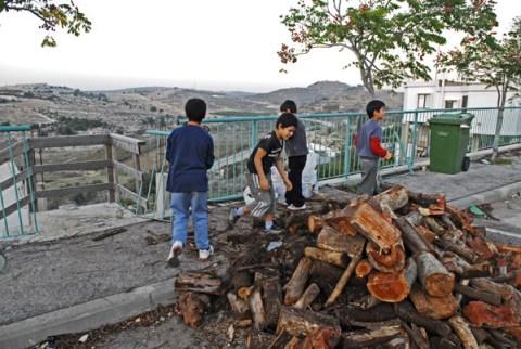 wood02_kidsarriving