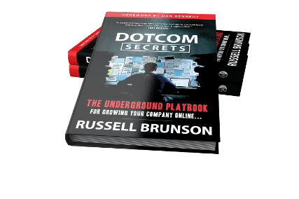 Russell Brunson - Dotcom Secrets Free Book