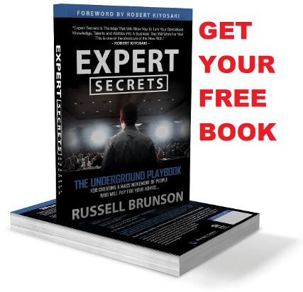 Russell Brunson - Expert Secrets Free Book