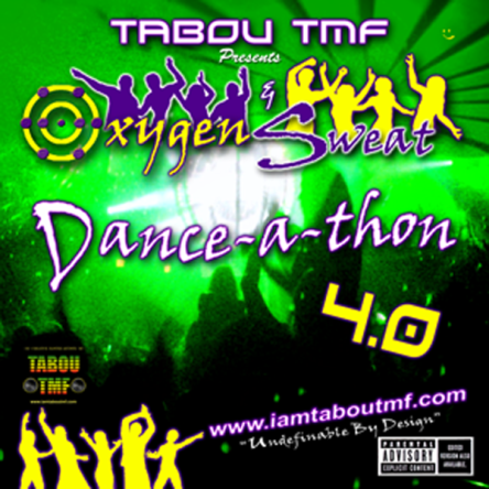 Tabou TMF - Oxygen & Sweat Danceathon