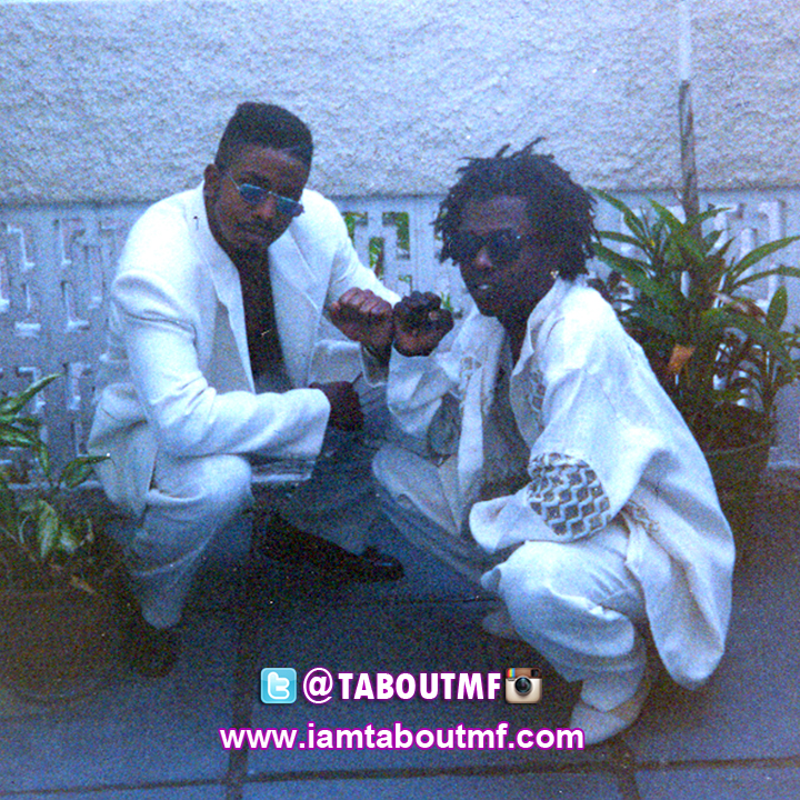 Tabou TMF aka Undefinable One on Tour In Jamaica #ThrowbackThursday