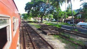 Treinrit van Colombo naar Anuradhapura