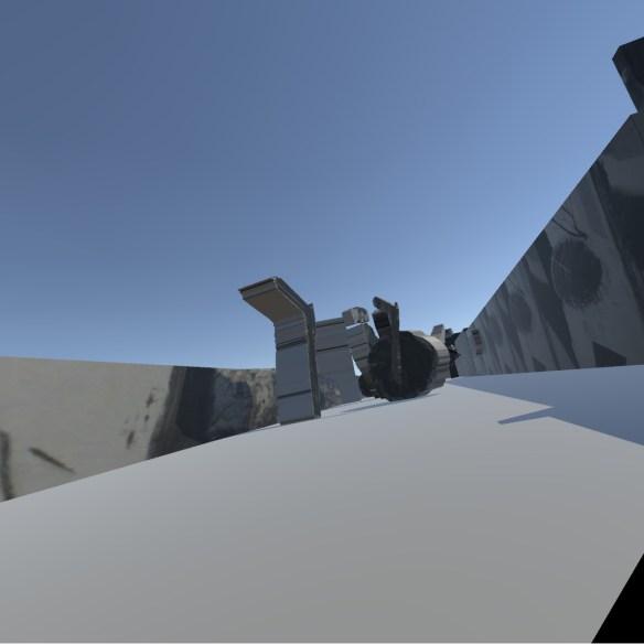 2nd VR garden test