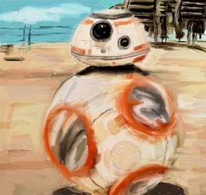 BB-8 – Star Wars