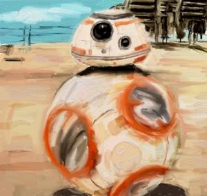 BB-8 – Star Wars