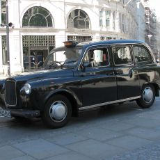 The Great London Cabbie
