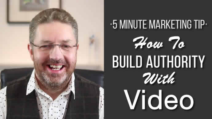 How To Build Authority Using Video