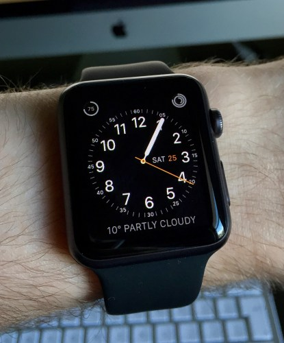 Fits really well on my wrist