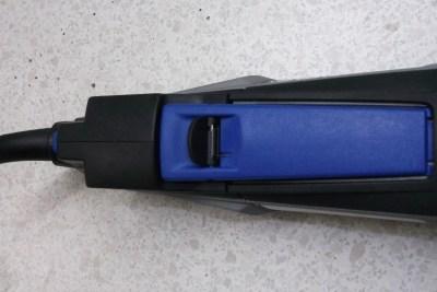 Dremel DSM 20 Sicherheitsschalter