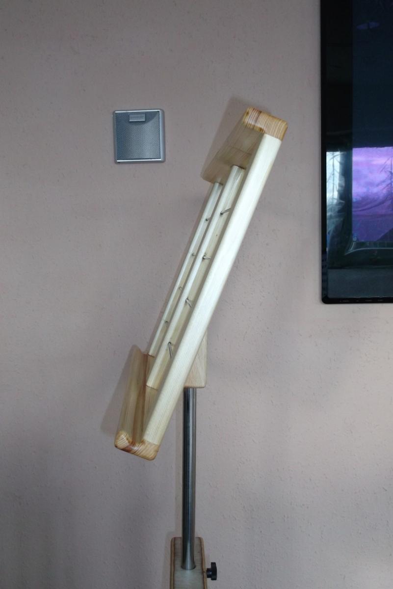 Notenständer aus Holz bauen