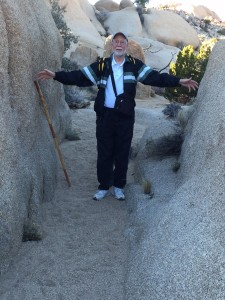 In Joshua Tree National Park