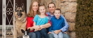 """Ten years after her last immunotherapy treatment, Sharon Belvin is cancer-free. She has gone on to have two children. """"I am living proof that immunotherapies for cancer work."""""""