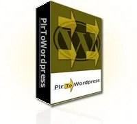 plr to wordpress