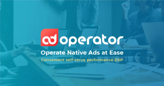 AdOperator First Look – $100 Spent on a New Push Traffic Network