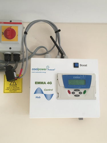 EMMA-Control-hub