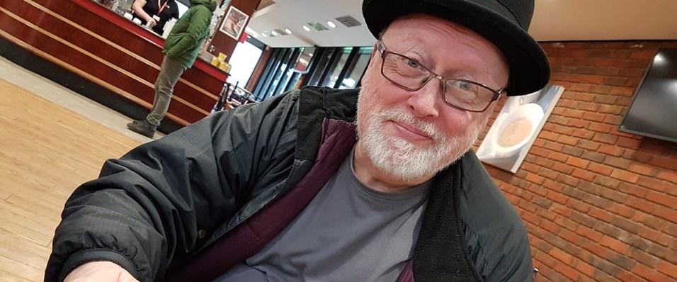 Film Director, David Taylor