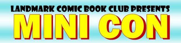 landmark, comic con, minicon, commerce city, colorado, ian thomas healy, local hero press