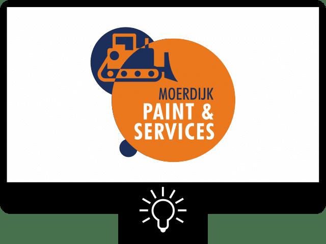 Moerdijk Paint – logo