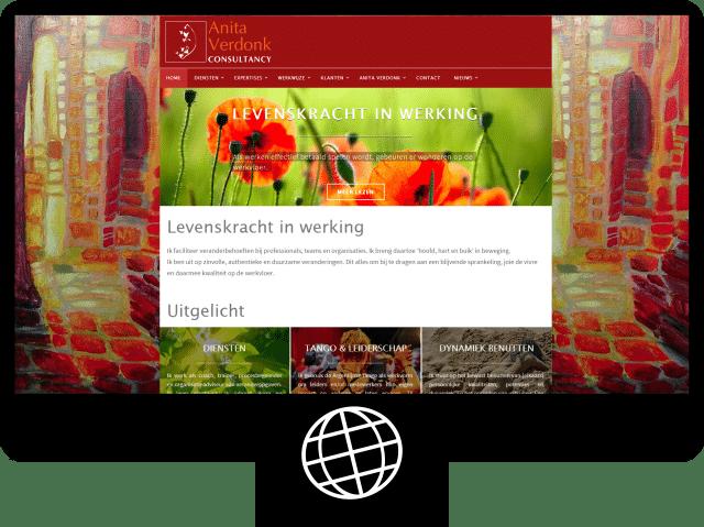 Anita Verdonk – website